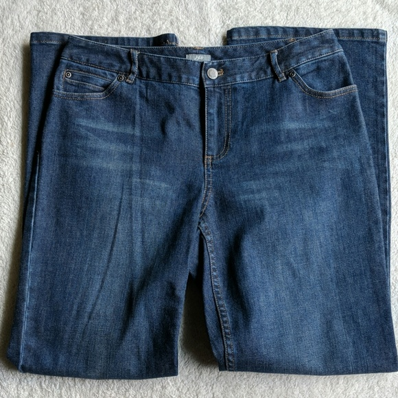 J. Jill Denim - 🌎 3 for $20 J. Jill Full Leg Petite Jeans